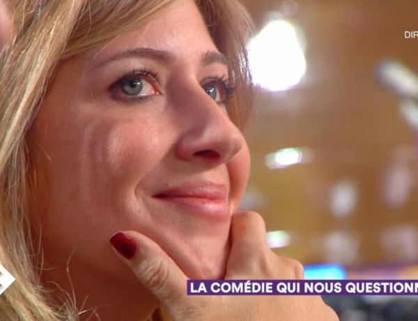 Johnny Hallyday malade: Amanda Sthers fond en larmes en évoquant son combat