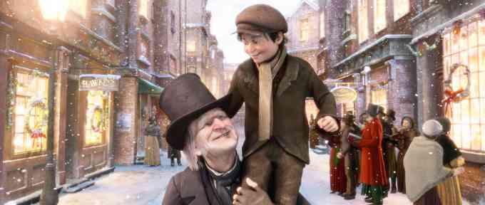 Le drôle de Noël de Scrooge, meilleurs films de Noël