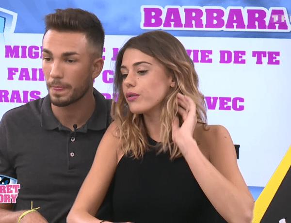 Secret Story 11: Benoît s'exprime enfin sur son dangereux rapprochement avec Barbara