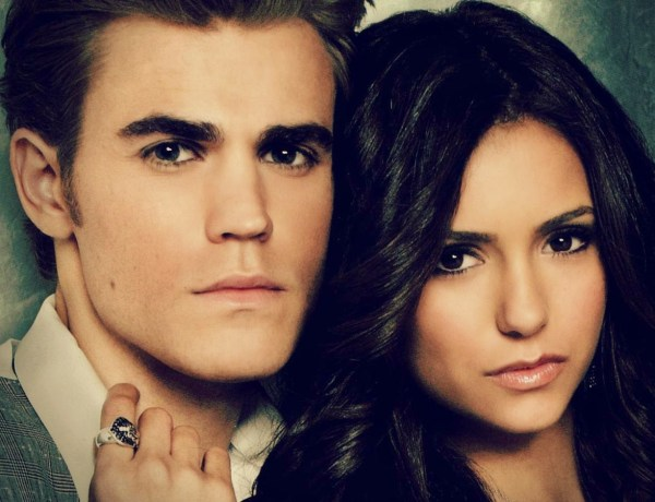 The Vampire Diaries : Nina Dobrev et Paul Wesley se retrouvent !