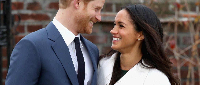 Le Prince Harry et Meghan Markle font leur première sortie officielle !