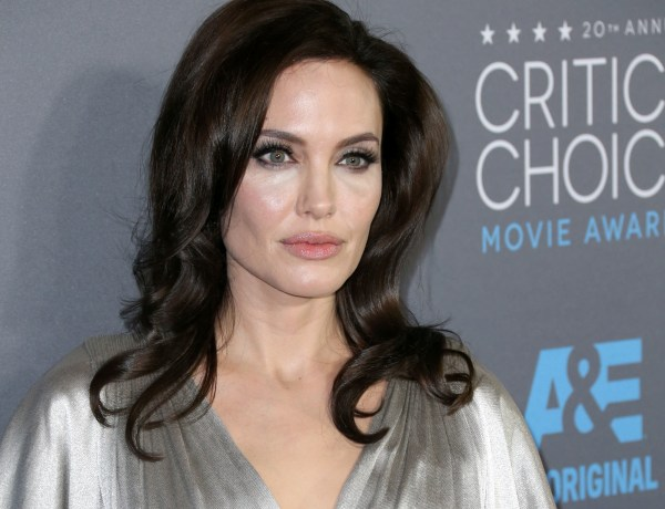 Quand Angelina Jolie ignore Jennifer Aniston sous l'oeil de Dakota Johnson…