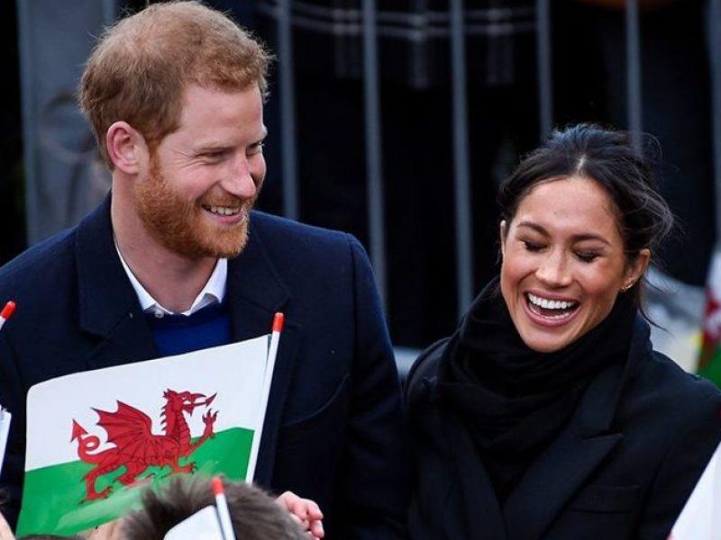 Le prince Harry et Meghan Markle : Leur hommage à Lady Diana