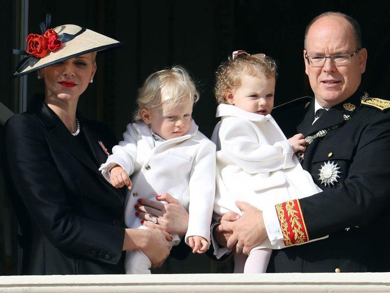 Le Prince Albert de Monaco inquiet pour ses enfants…