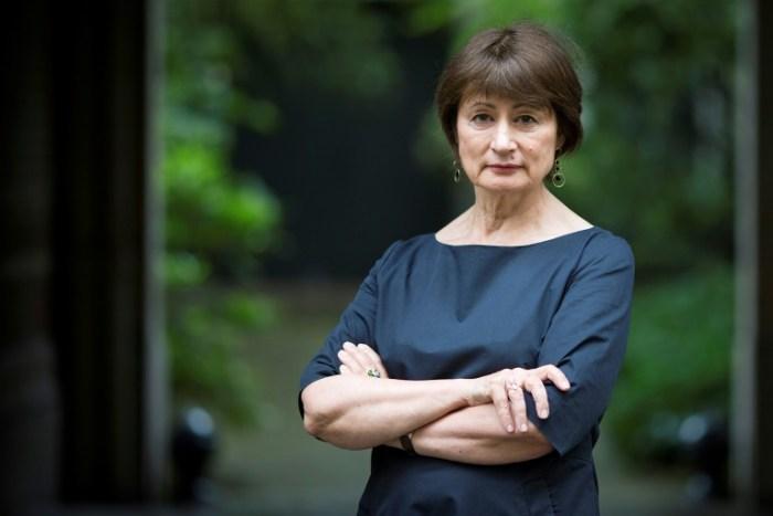 Catherine Millet, le 11 juin 2014 à Paris