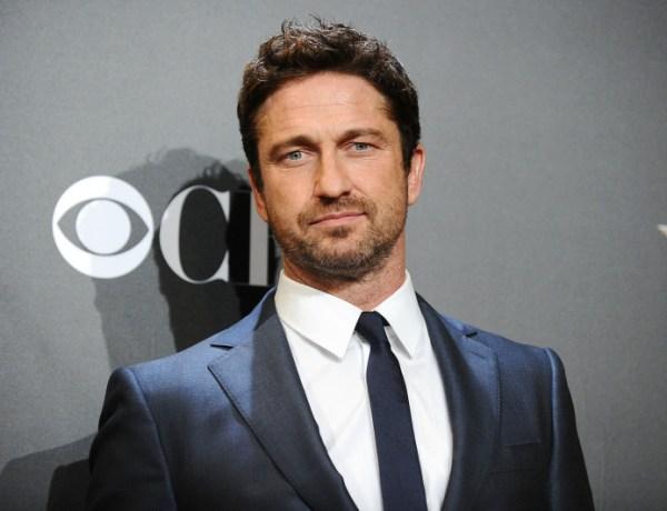 Gérard Butler : Jennifer Aniston ou Angelina Jolie ? Il révèle son meilleur baiser !