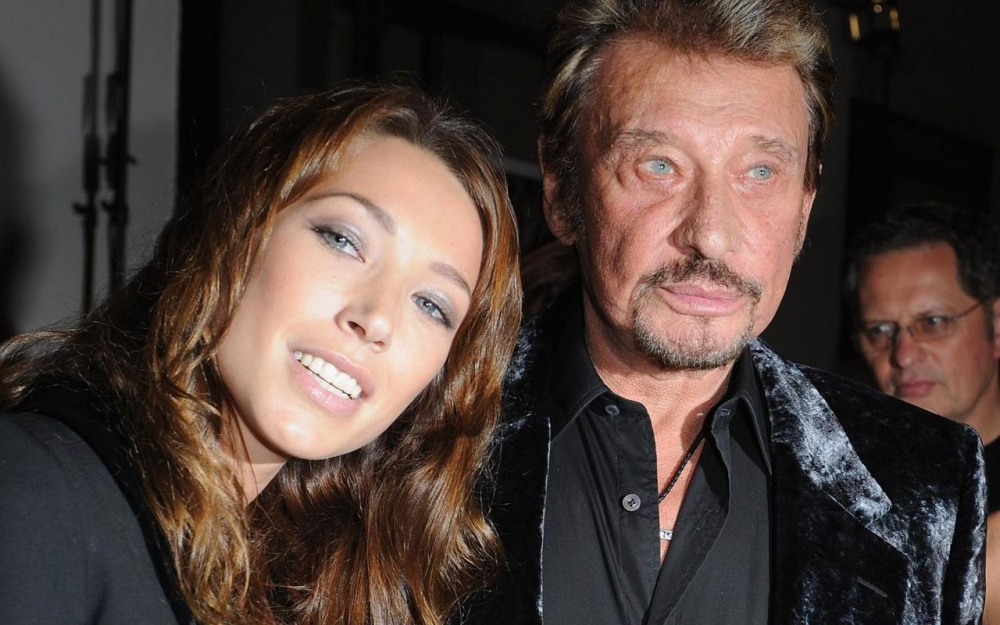 La fille de Johnny Hallyday sort de son silence — Laura Smet