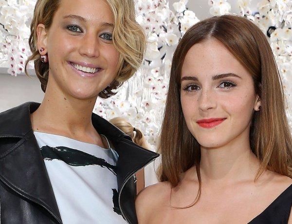 Jennifer Lawrence et Emma Watson : Les pires actrices de 2017 ?