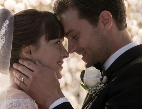 Fifty Shades Freed : Jamie Dornan et Dakota Johnson débarquent à Paris !