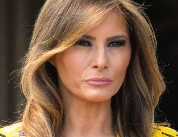 Melania Trump furieuse après les révélations de l'actrice X qui a été la maîtresse de son mari