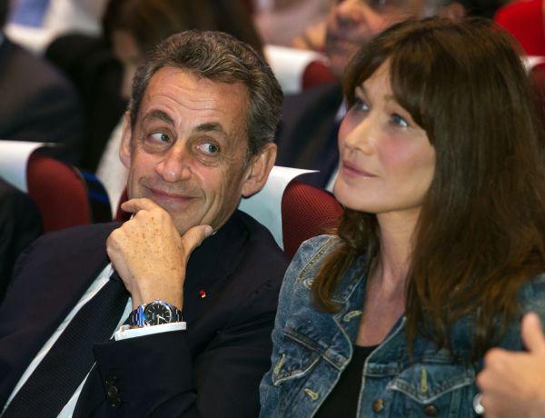 Nicolas Sarkozy fête ses 63 ans : La belle déclaration d'amour de Carla Bruni