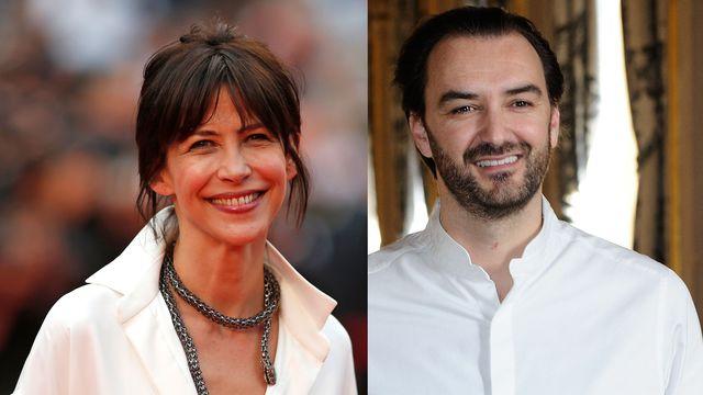 Cyril Lignac lui témoigne son soutien pour son retour — Sophie Marceau