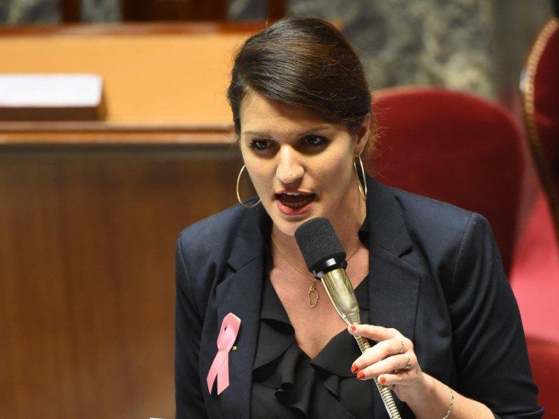Polémique Mennel (The Voice) : Marlène Schiappa regrette le départ de la chanteuse