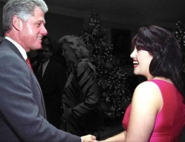 Monica Lewinsky, toujours hantée par sa relation avec Bill Clinton, salue le mouvement #MeToo