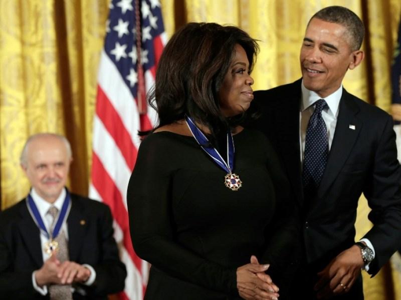 Oprah Winfrey confirme qu'elle ne veut pas de la présidence américaine
