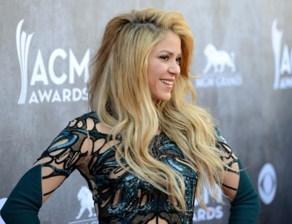 Shakira verse 20 millions d'euros au fisc