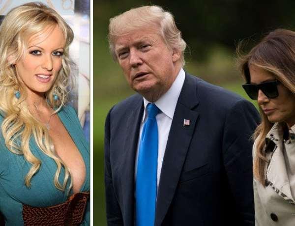L'avocat de Donald Trump assure avoir versé 130 000 dollars à une actrice porno… et n'a pas été remboursé !