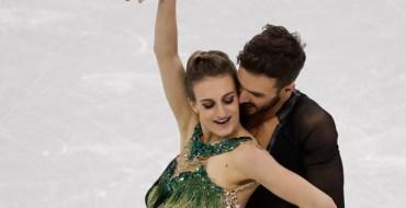 JO 2018 : La patineuse Gabriella Papadakis laisse échapper un sein en pleine épreuve