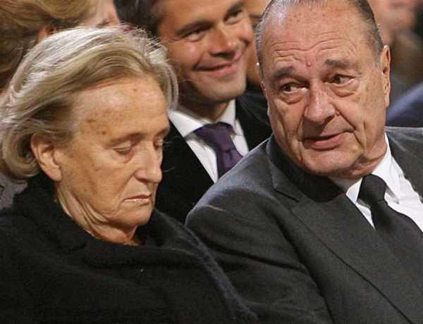 """Bernadette et Jacques Chirac, un couple """"passionnel"""" : Les surprenantes révélations de leur gendre"""