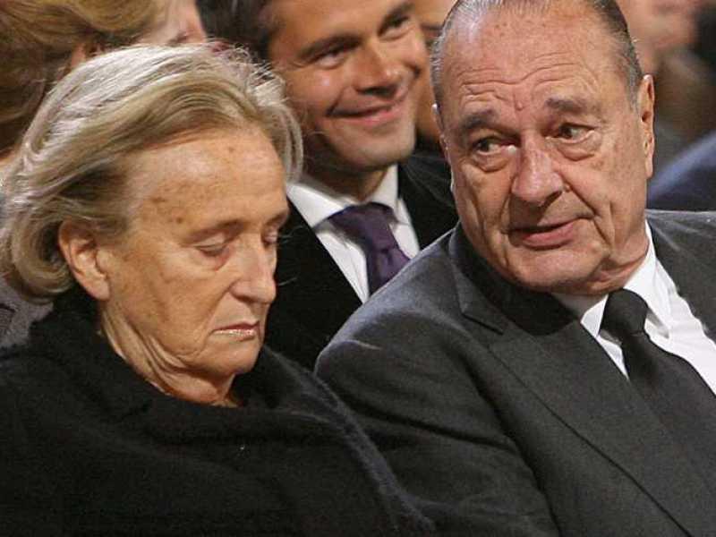Bernadette et Jacques Chirac, un couple «passionnel» : Les surprenantes révélations de leur gendre