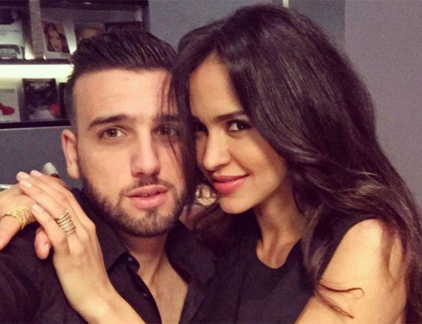 Leila Ben Khalifa de nouveau en couple avec Aymeric Bonnery ? Les internautes y croient !