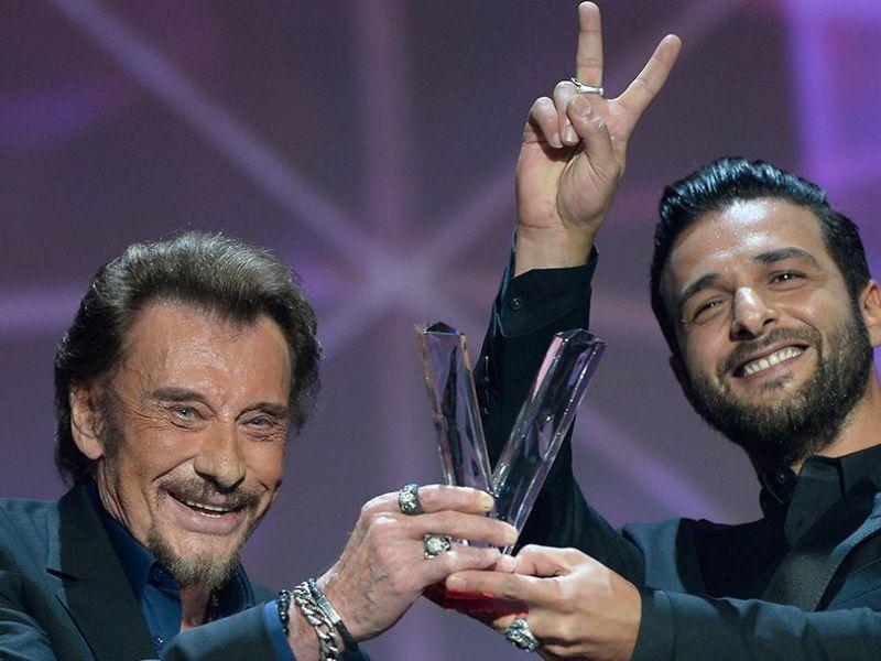 Hommage à Johnny aux Victoires de la musique: L'énorme gaffe de Maxim Nucci!