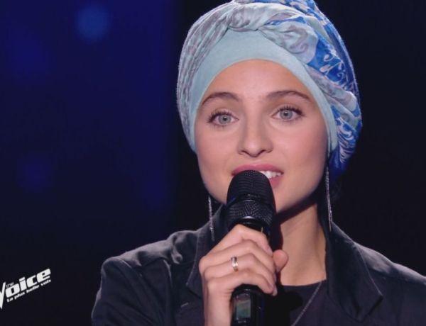 The Voice : Mennel exclue de l'émission ? TF1 réagit à la polémique