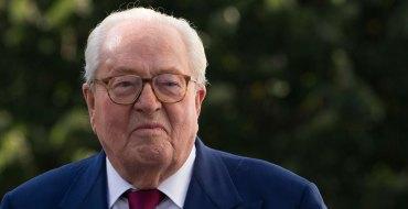 Jean-Marie Le Pen révèle enfin comment il a perdu son oeil