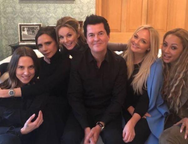 Les Spice Girls se retrouvent et veulent travailler ensemble !
