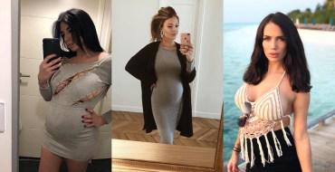 Manon Marsault, Caroline Receveur… Ces candidates de télé-réalité qui s'apprêtent à devenir maman