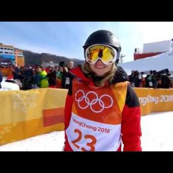 JO 2018 : Elizabeth Swaney réalise la pire prestation de la compétition !