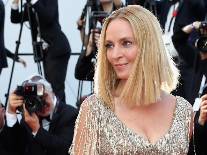 Uma Thurman, agressée par Harvey Weinstein, humiliée par Tarantino