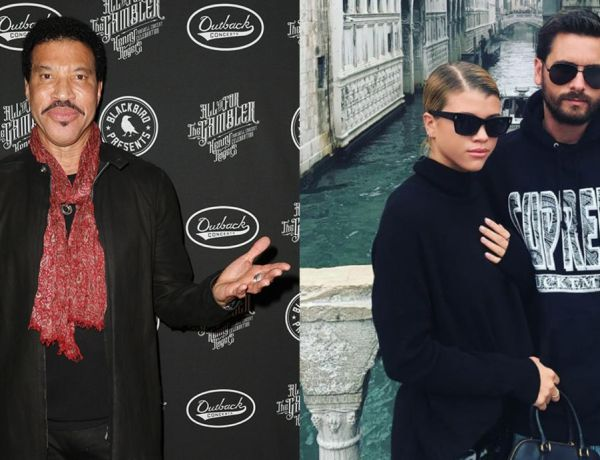 Scott Disick ? Lionel Richie n'est pas fan du petit ami de sa fille Sofia !