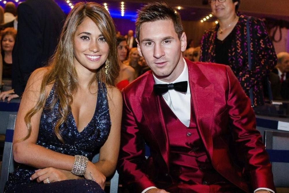 Lionel Messi est papa pour la troisième fois ! Découvrez le premier cliché de son béb