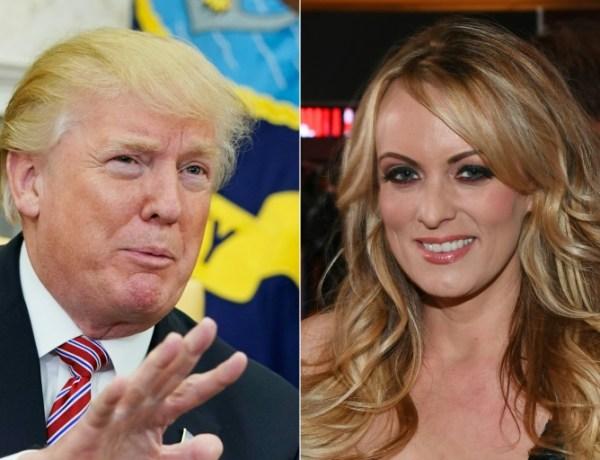 L'actrice porno Stormy Daniels poursuit en justice Donald Trump