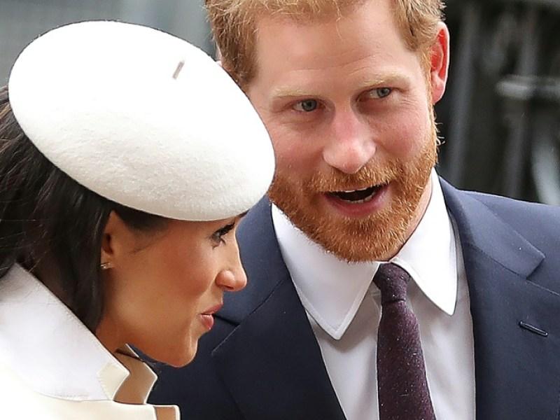 Un gâteau bio pour le mariage du prince Harry et de Meghan Markle