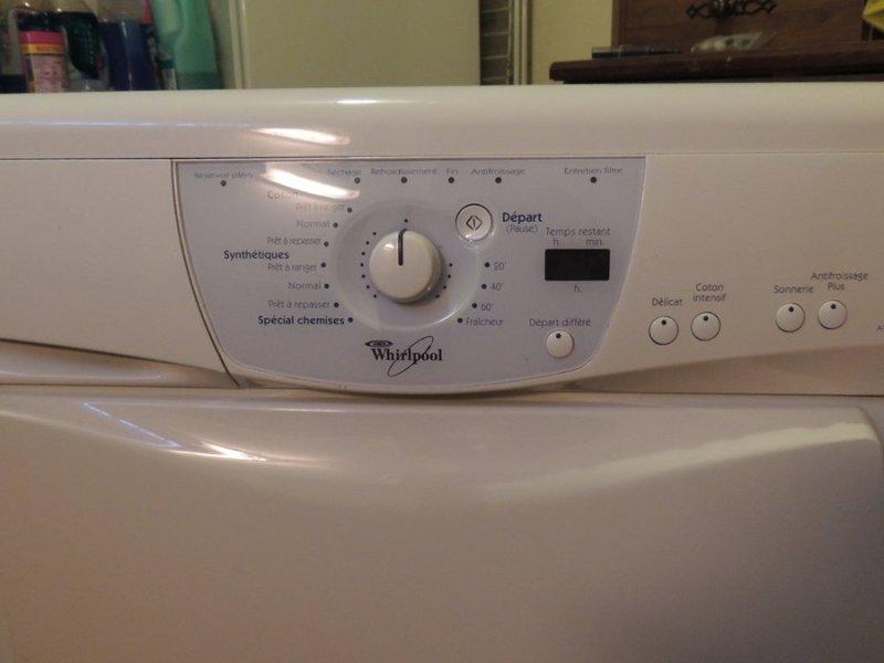 Amiens : Whirlpool offre un sèche-linge à la place d'une augmentation
