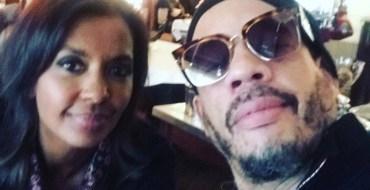 Karine Le Marchand et JoeyStarr s'affichent très complices sur les réseaux sociaux