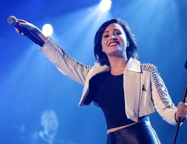 Demi Lovato en pleurs devant une émouvante demande en mariage