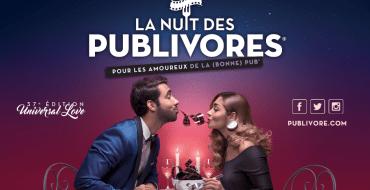 La Nuit des Publivores, grande fête du cinéma publicitaire