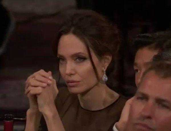 Oublié Brad Pitt ! Angelina Jolie aurait retrouvé l'amour !