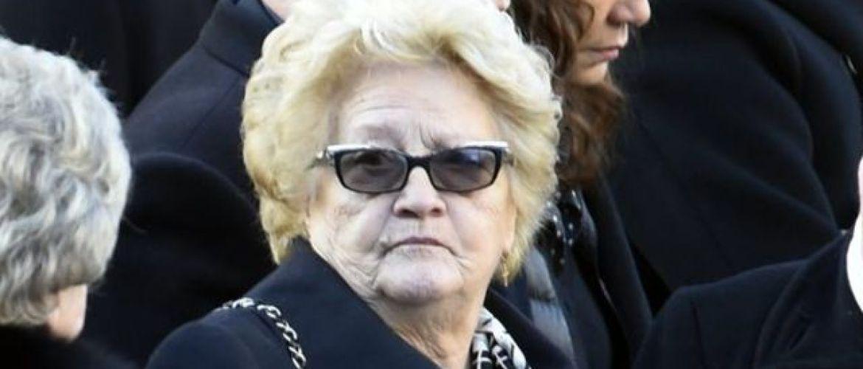 Mamie Rock balance (encore) et affirme que Johnny a donné 1 million d'euros à son fils David Hallyday