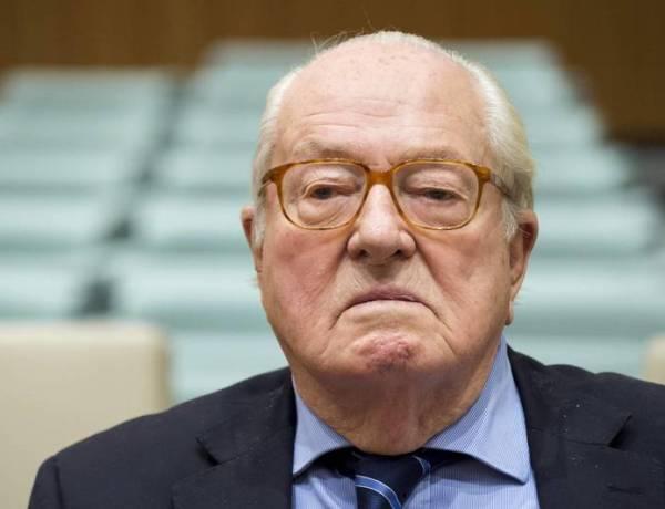 Jean-Marie Le Pen se défend d'être homophobe… et dérape (encore)