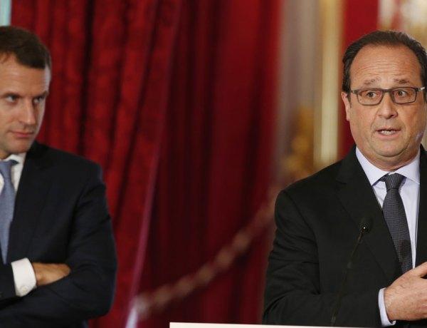 """François Hollande écoulera à peine """"500 exemplaires"""" de sa biographie d'après un conseiller d'Emmanuel Macron"""