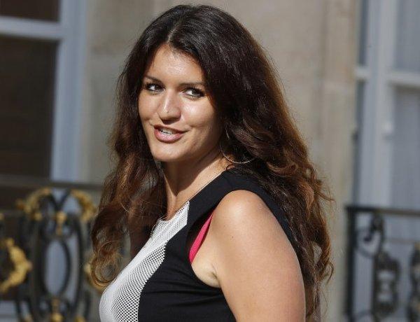 Marlène Schiappa pose pour la première fois avec son mari dans «Paris Match»