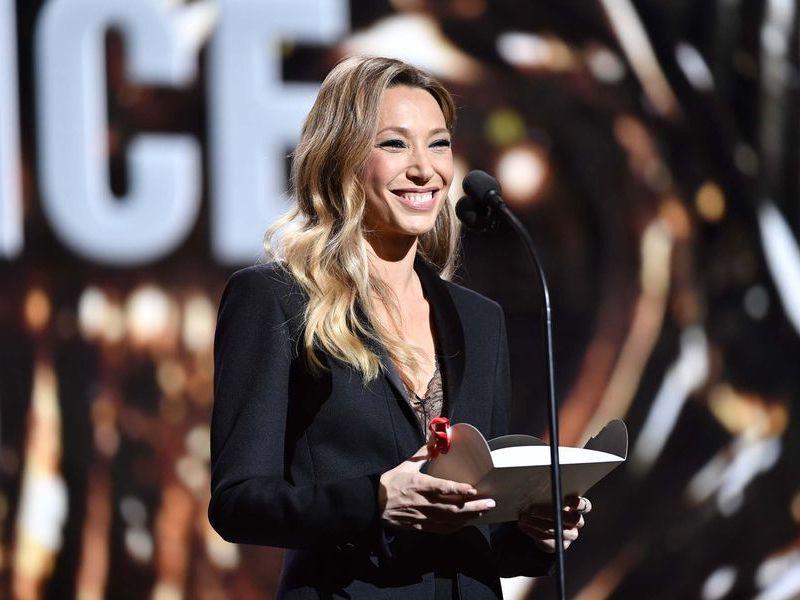 César 2018: La pique bien sentie de Laura Smet à propos de l'héritage de son père
