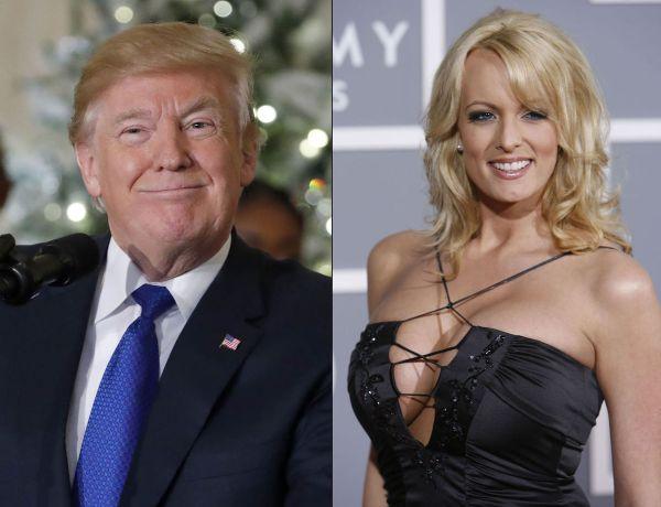 Donald Trump : L'actrice porno Stormy Daniels gagne énormément d'argent grâce à lui