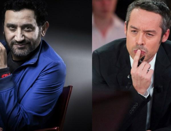 Insulté par Cyril Hanouna, la drôle de réponse de Yann Barthès en coulisses…