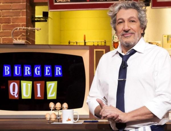 Burger Quiz : Retour réussi pour l'émission présentée par Alain Chabat ?