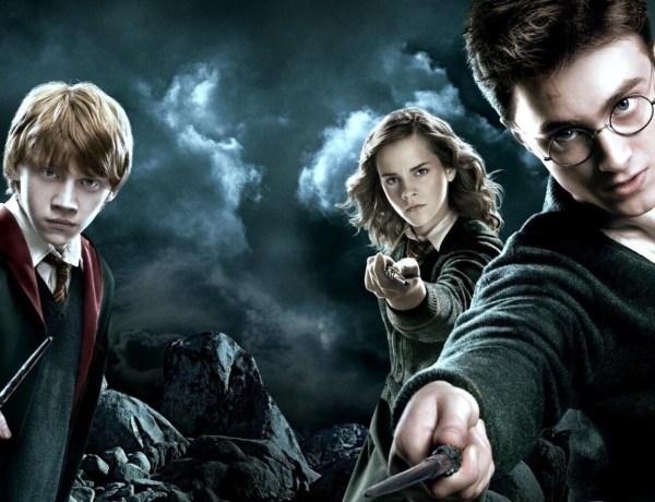 Avis aux fans d'Harry Potter : Hermione, Drago et Neville se sont réunis
